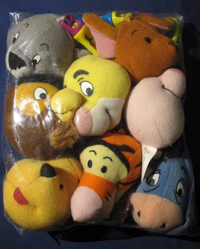 McDonalds Toys for Sale - Winnie the Pooh - Jojo s Retro Toy Box 9f0f08ace07d